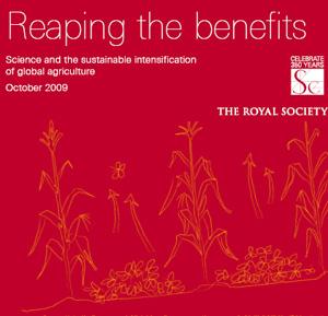 Reaping the benefits / Royal Society UK