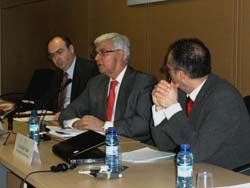 Goonzalo Arguilé, Consejero de Agricultura y Alimentación de Aragón