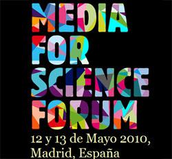 Media for Science Forum 2010