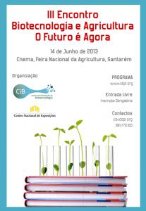 CIB encuentro biotecnologia y agricultura