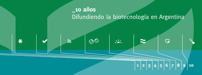Fichas biotecnologia 10 años argenbio argentina