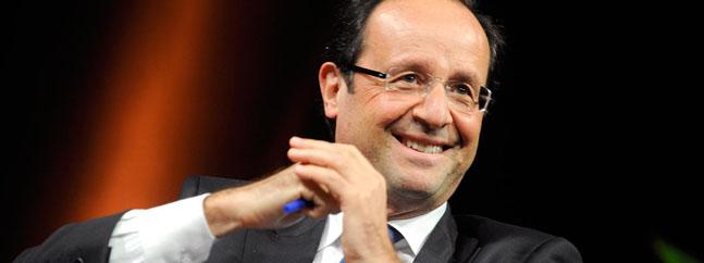 François Hollande biotecnologia verde transgenicos