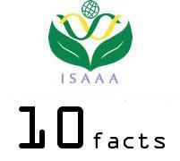 10 facts isaaa 2014