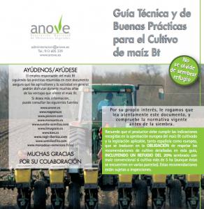 ANOVE guia maiz bt 2015