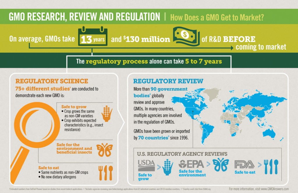 FINAL GMOA_BiotechRegulation_Infographic 2014-FINAL