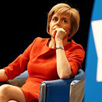 Nicola Sturgeon escocia omgs