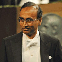 Venkatraman Ramakrishnan premio nobel transgenicos