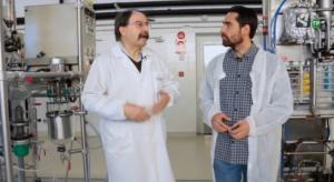 Aragon TV transgenicos en ruta con la ciencia