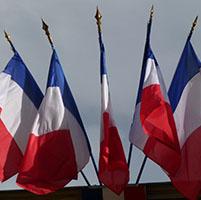 Francia banderas omgs